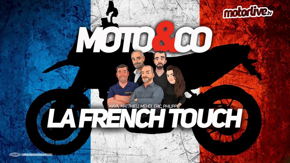 La French Touch   MOTO&CO