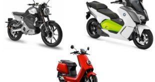 Marché motos électriques juin 2020