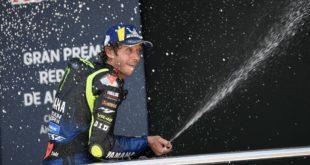 Rossi a du se battre contre les ingénieurs Yamaha