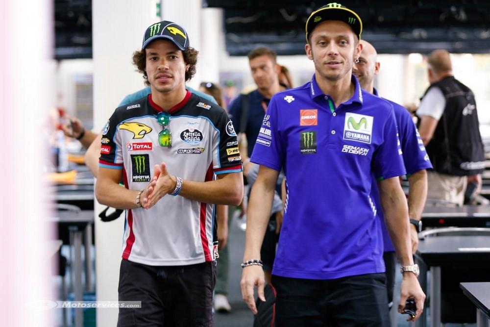 MotoGP 2021 : Annonce officielle de l'accord Petronas / Rossi ce lundi …