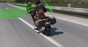 Régulateur de vitesse adaptatif BMW