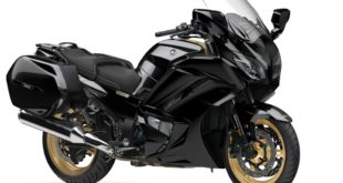 On a le prix de la Yamaha FJR Ultimate Edition
