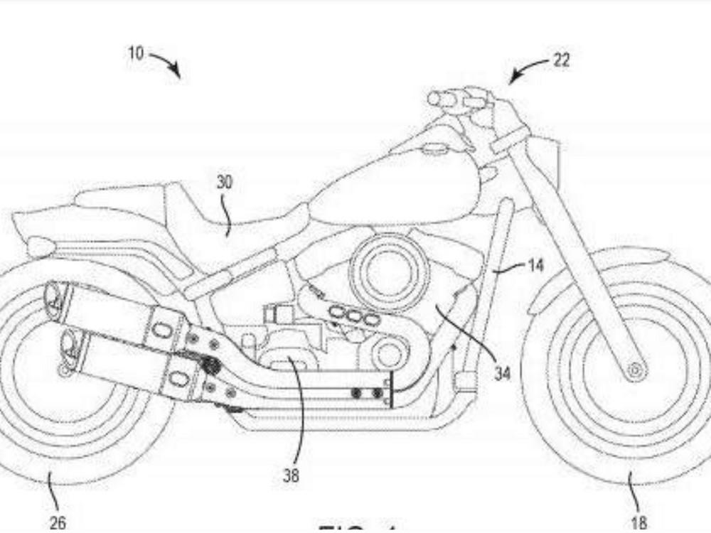 Harley-Davidson se met à la distribution variable ?