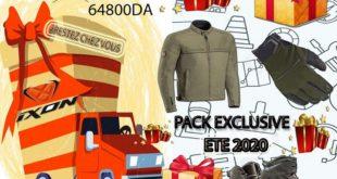 """Idée Shopping : Pack Exclusif """"été 2020"""" IXON avec remise de 10 %"""