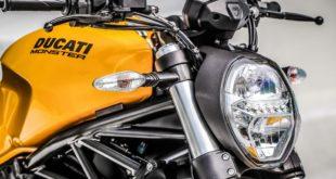 Une nouvelle Ducati Monster en approche