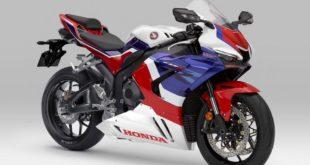 nouvelle Honda CBR 600 RR