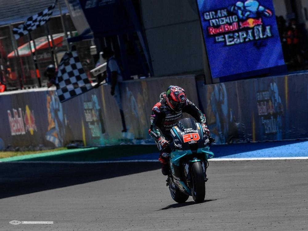 MotoGP 2020 : La première victoire de Quartararo en MotoGP !