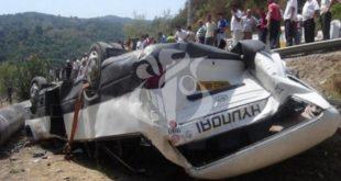 Accidents de la circulation : 32 morts et 1462 blessés en une semaine