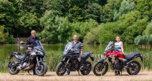 Comparo trail 500 A2 : Benelli, Honda, Voge, que choisir ?