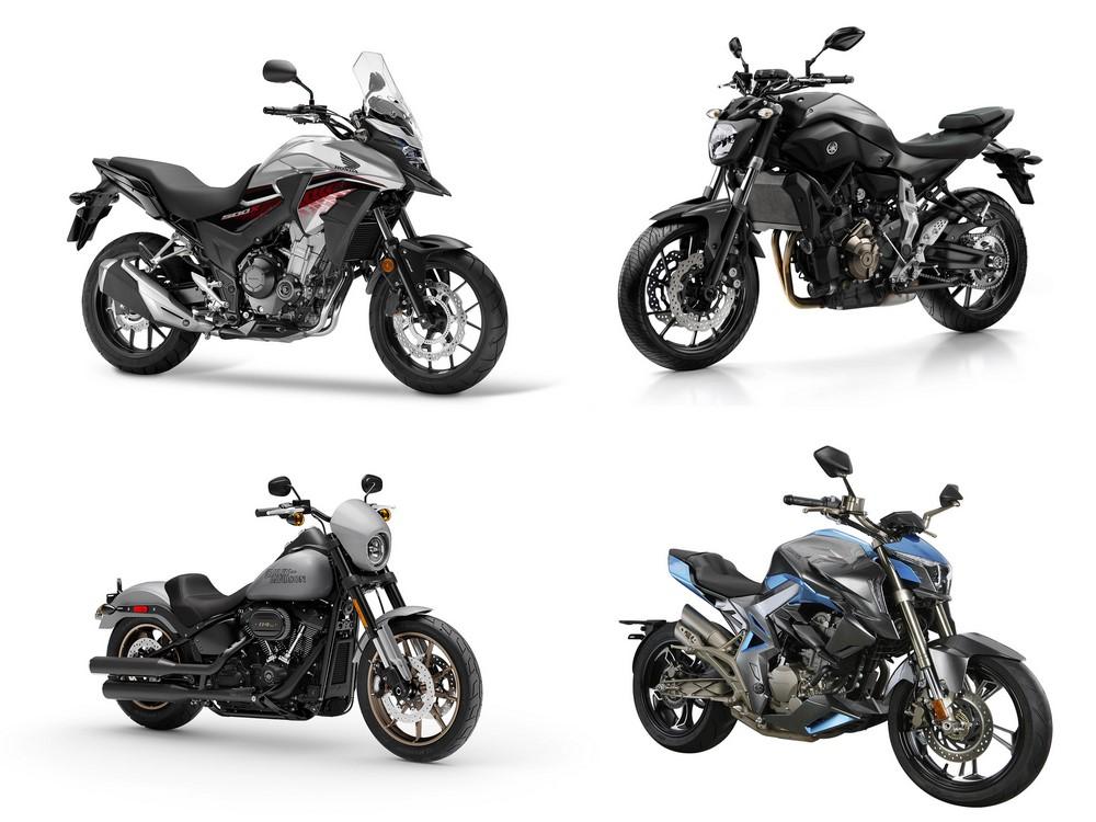 Marché moto juillet 2020 : +31% - LE Top 50 des ventes
