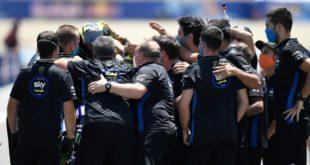 MotoGP 2020 : Alerte chez Yamaha : Les pilotes gagnent mais les moteurs cassent …