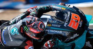 MotoGP 2020 : GP de Brno vendredi. Quartararo meilleur temps ! Zarco quatre et meilleur pilote Ducati !