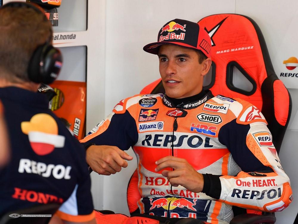 Breaking news ... MotoGP 2020 : Marquez va rater trois GP, retour à Misano en septembre
