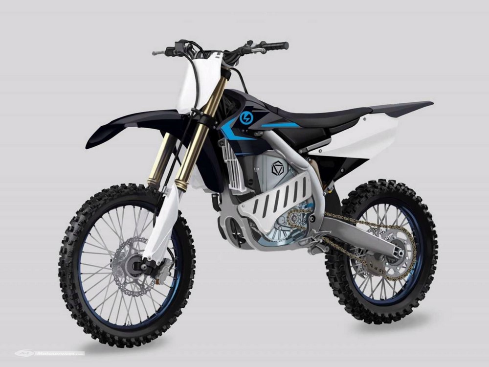 Yamaha soutient le projet d'une YZ électrique