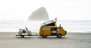 Moto et Camping Car, le duo de la vraie liberté ?