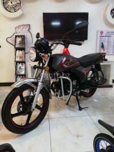 Lifan Algérie : LF150-2C, nouvelle moto utilitaire en cours d'homologation